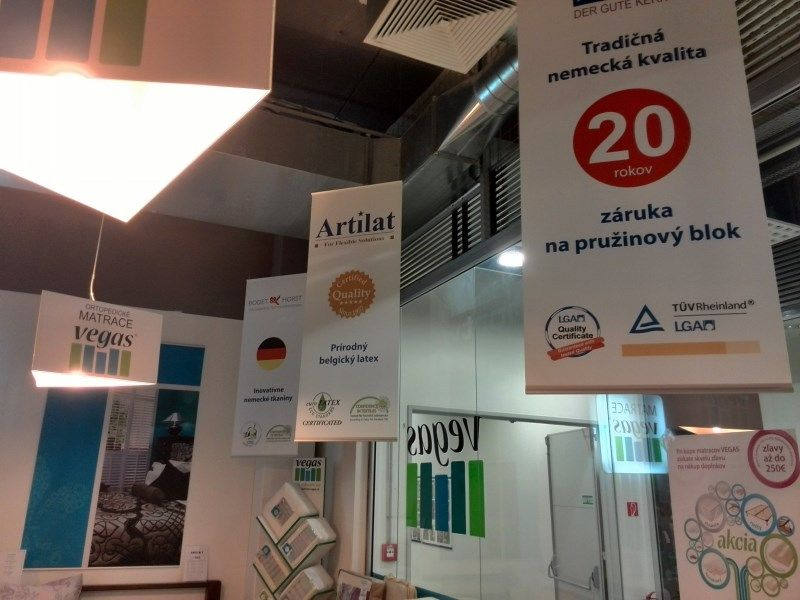 777fab1c2a Matrace VEGAS - predajňa Nitra